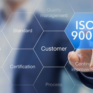 ISO 9001 Certified Electronics Manufacturer