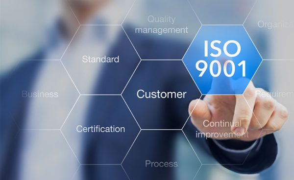 QMS Gets Recertification to ISO-9001