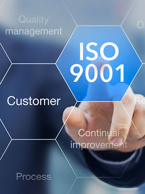 ISO 9001 Electronics Contract Manufacturer