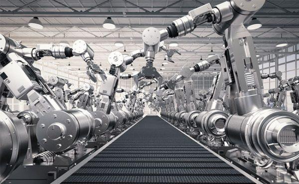 The Robots Are Coming! The Robots Are Coming!