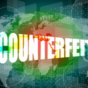 counterfeit electronics parts