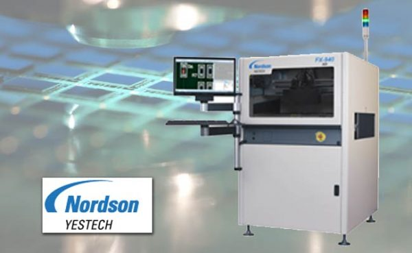 QMS Adds Two New Ultra 3D Automated Optical Inspection Systems by Nordson YESTECH