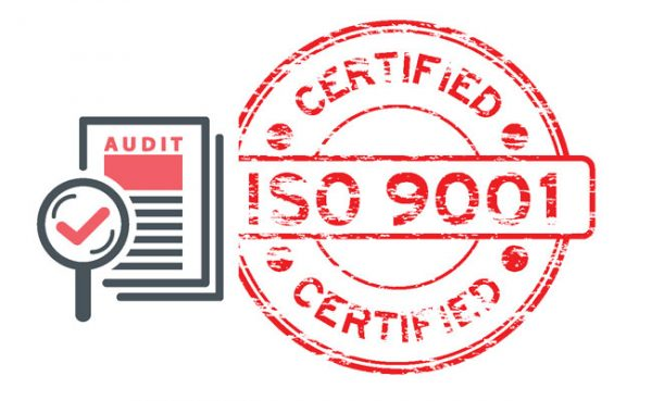 Successful ISO9001: 2015 Quality Standard Surveillance Audit Completion.