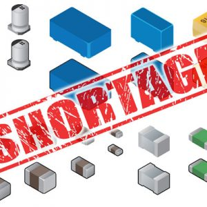 multilayer ceramic capacitor (MLCC) shortage crisis