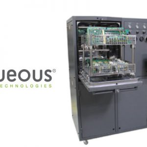 Trident Automatic Cleaning - Defluxing System by Aqueous Technologies
